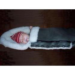 Åkpåse för liggvagn