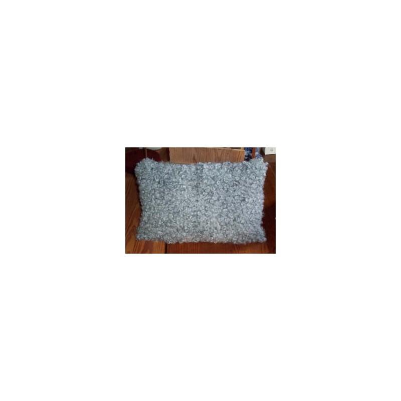 Lammskinnskudde  30x45 cm