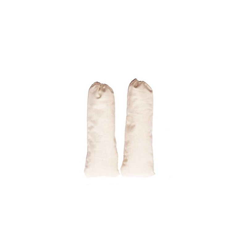 Rödcederspånpåsar för skor 2 st