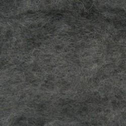 Kardflor mörkgrå ull 100 g