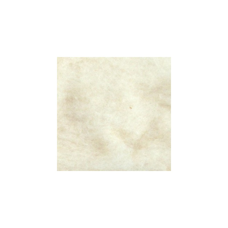 Kardflor vit ull 100 g