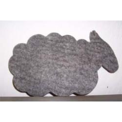 Grytunderlägg lamm
